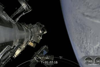 SherpaFX-2 spaceflight